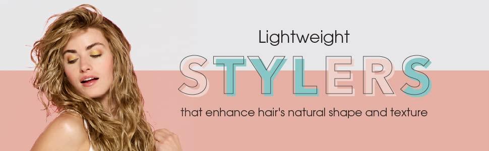 lightweight stylers