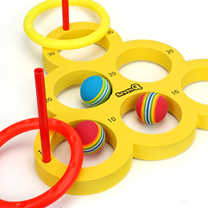2 in 1 pool toy