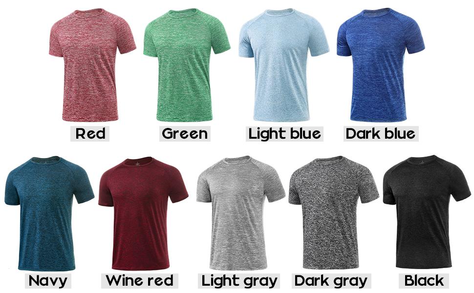 Men's Athletic Shirts amp; Tees