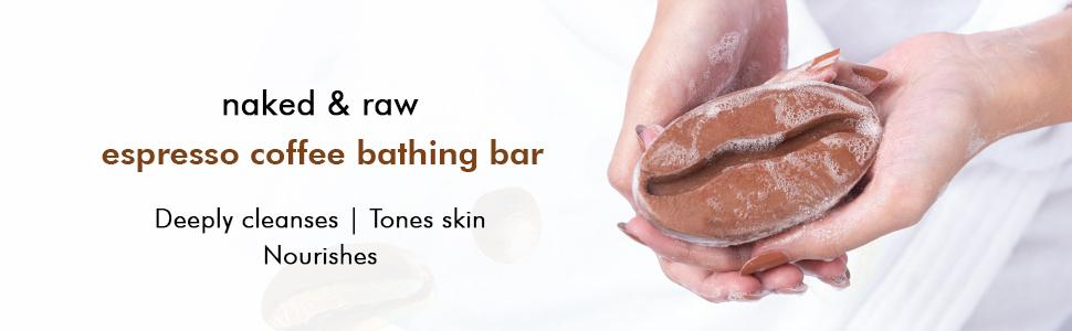 Espresso Coffee Bathing Bar (Pack of 2)