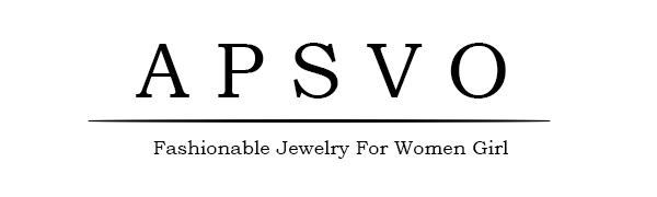Fashionable jewelry is made for women
