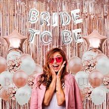 Bride to be Confetti Combo
