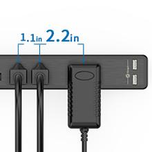 widely outlet power strip