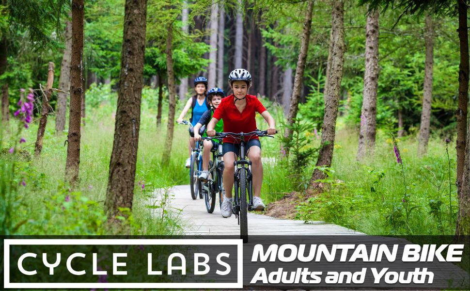 Cycle Labs Mountain Bike Adult and Youth