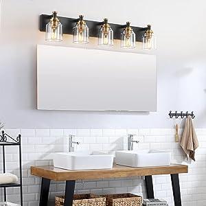 vanity light fixtures