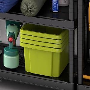 Essentials Box stackable