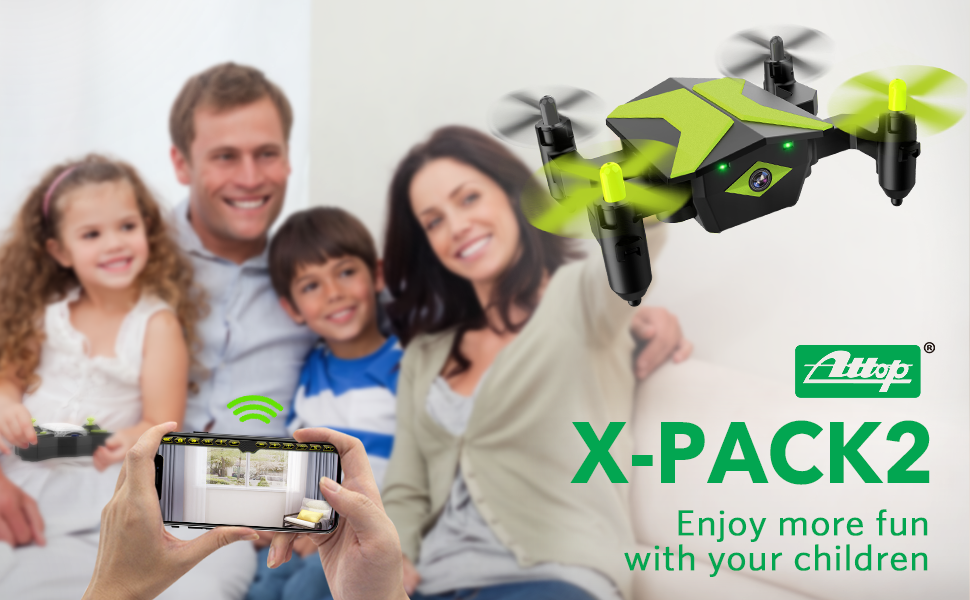 ATTOP drone for kids ideal gift