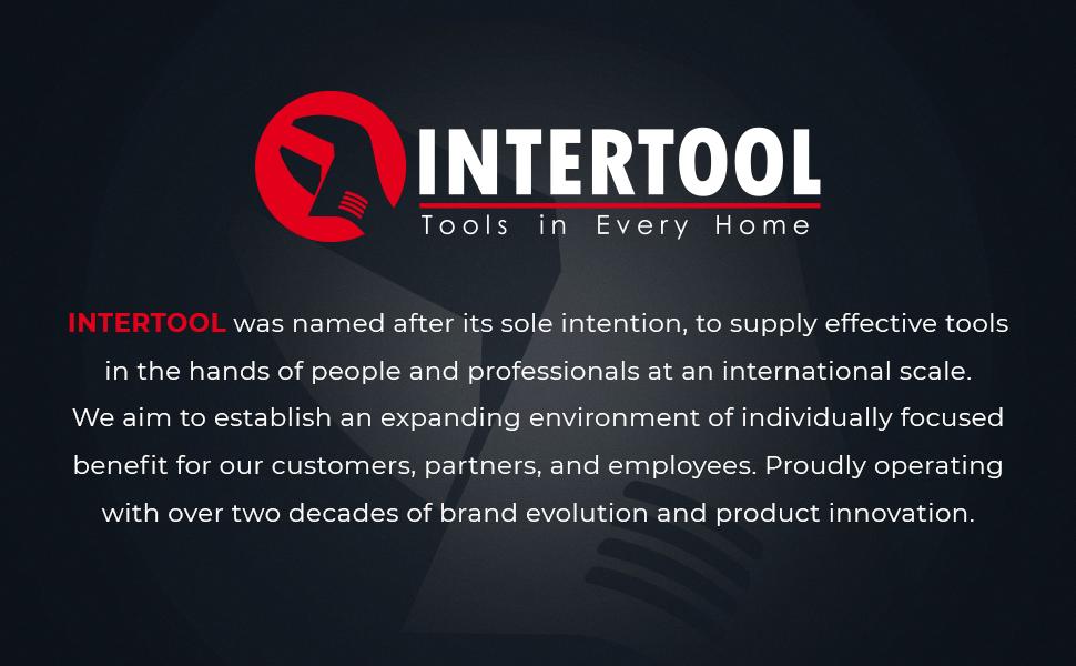 INTERTOOL Mission and Logo