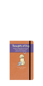 Thoughts of Dog 2022 Planner