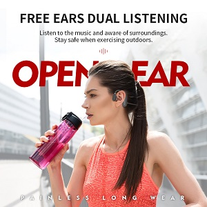 Bluetooth Knochenschall Kopfhörer