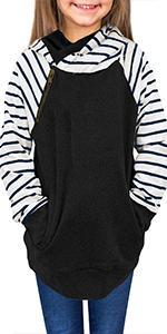 Girlsamp;amp;amp;#39; Fashion Long Sleeve T-shirt