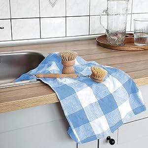 Buffalo Check Dish Towels