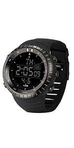 Mens Classic Digital watch