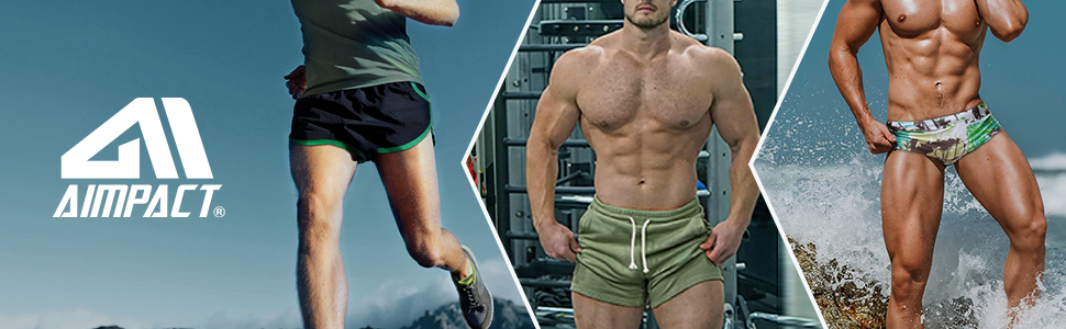 mens sweat workout 5 inch shorts