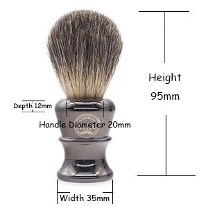 Kikc bread brush size details introduction