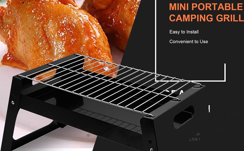 Mini Folding Grill