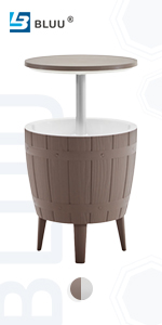 Cooler Bar Table