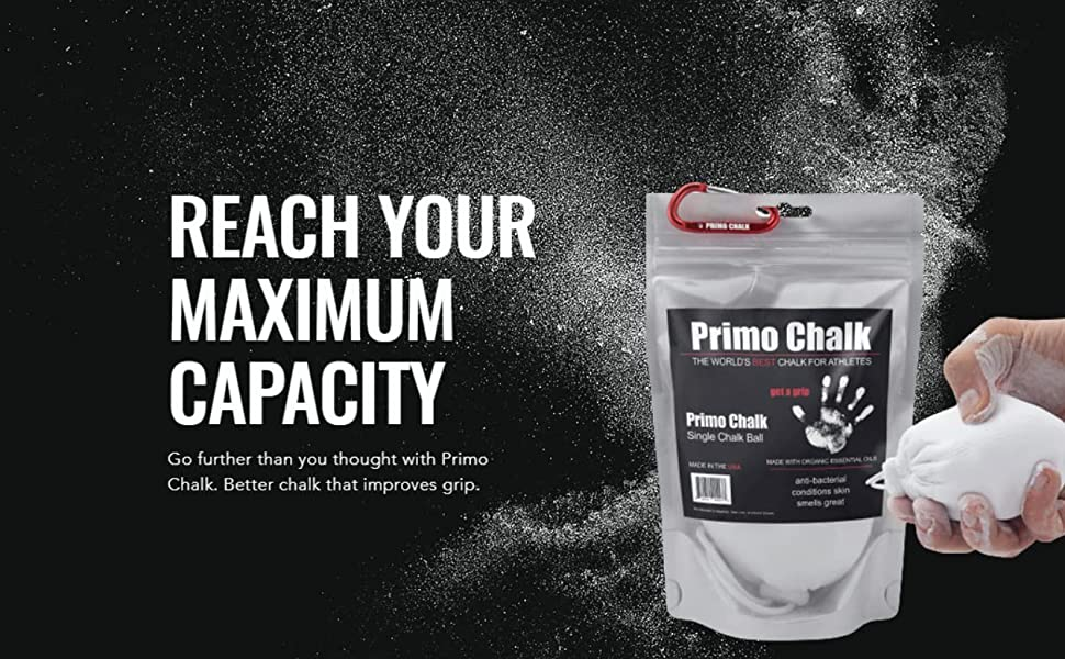 primo chalk ball with packaging