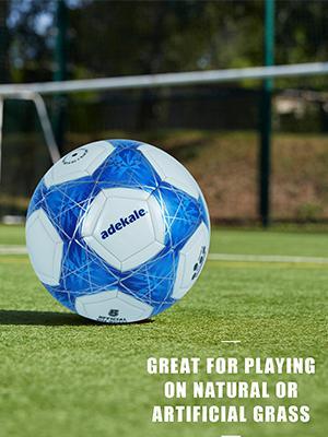 The standard of soccer ball