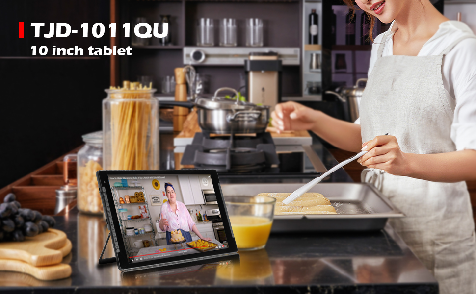TJD 10 Inch Tablet Android 10