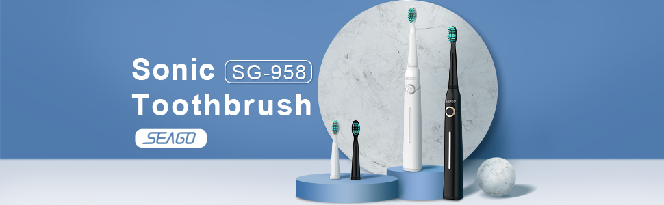SEAGO sonic toothbrush SG-958