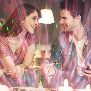 Eclairage Chaleureux et Romantique