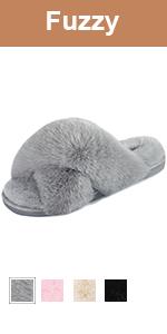 LongBay Ladies' Adjustable Slippers
