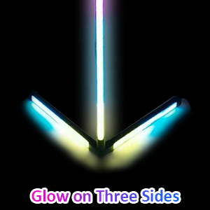 Glow on Three Sides