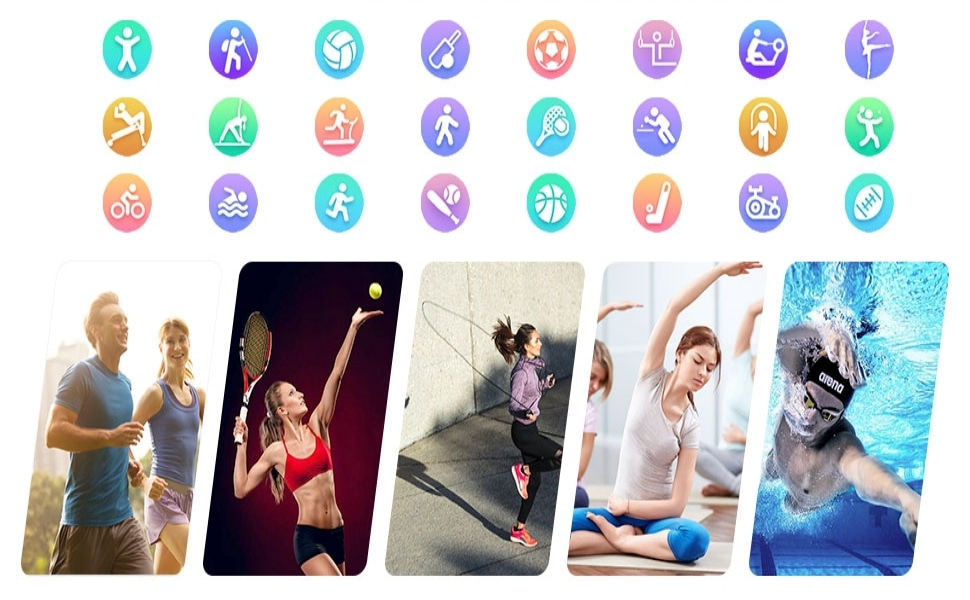 sport fitness tracker