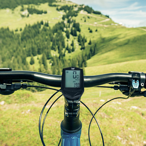 Bike Speedometer and Odometer Wireless Waterproof Bicycle Computer