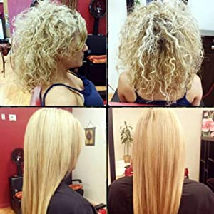 before after keratin research