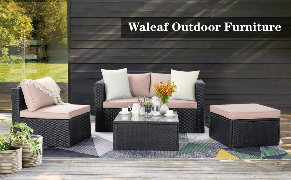Waleaf Outdoor Furniture