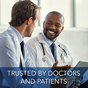 Trusted by Doctors and Patients