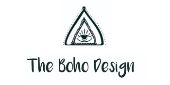 Logo The Boho Design