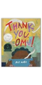Thank You Omu by Oge Mora