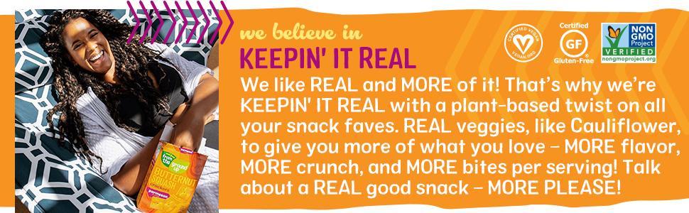We Believe in Keepin' It Real