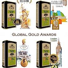 Ellora Farms Awards