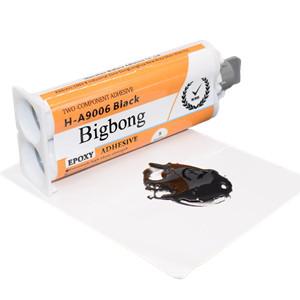 Bigbong 50ml 1:1 Black Epoxy Resin AB Glue Curing