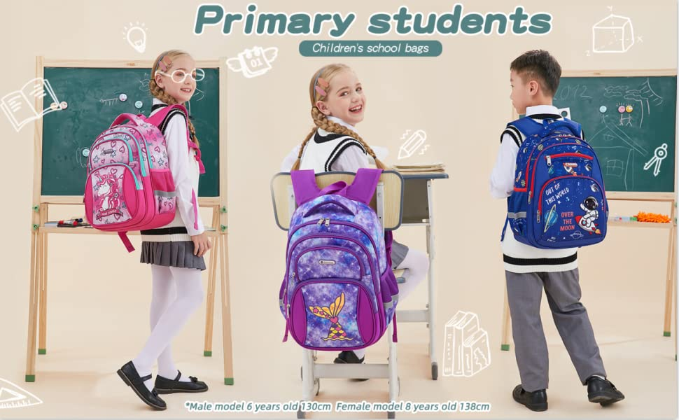 boys backpacks for elementary school
