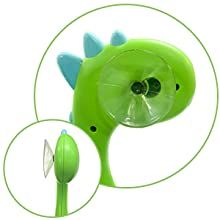 Dinosaur fishing net Basket tail strong press vacuum suction cup