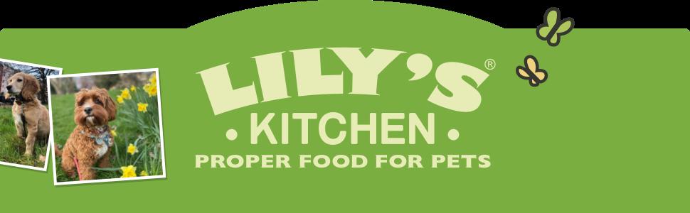 Lily's kitchen proper pet foode