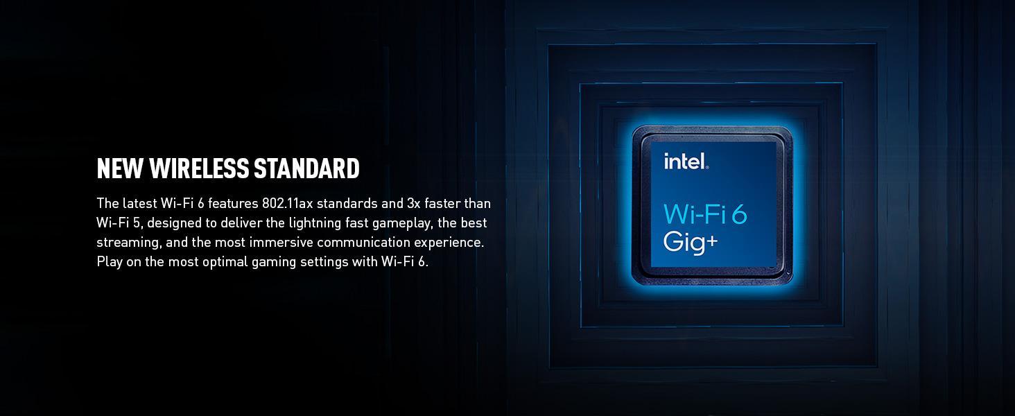 intel wifi 6 802.11ax