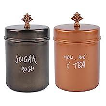 Elan Stainless Steel Tea Sugar