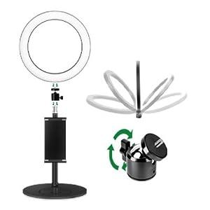 desktop ring lamp