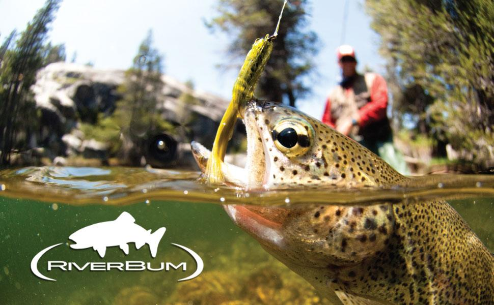 RiverBum Fly Fishing Flies for trout, bass, bluefish and more.