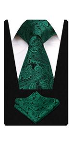 Mens Handmade Necktie amp;amp; Pocket Square