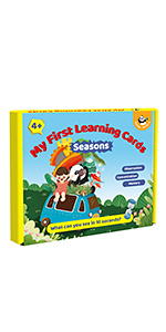 Early Learning Cards