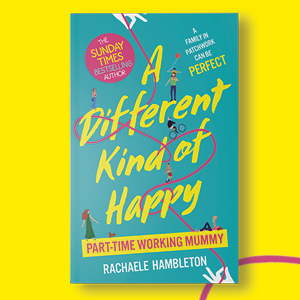A Different Kind of Happy, Rachaele Hambleton