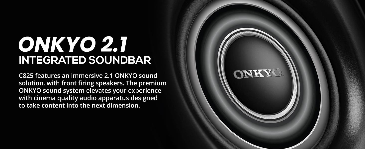 Onkyo 2.1 Certified Soundbar