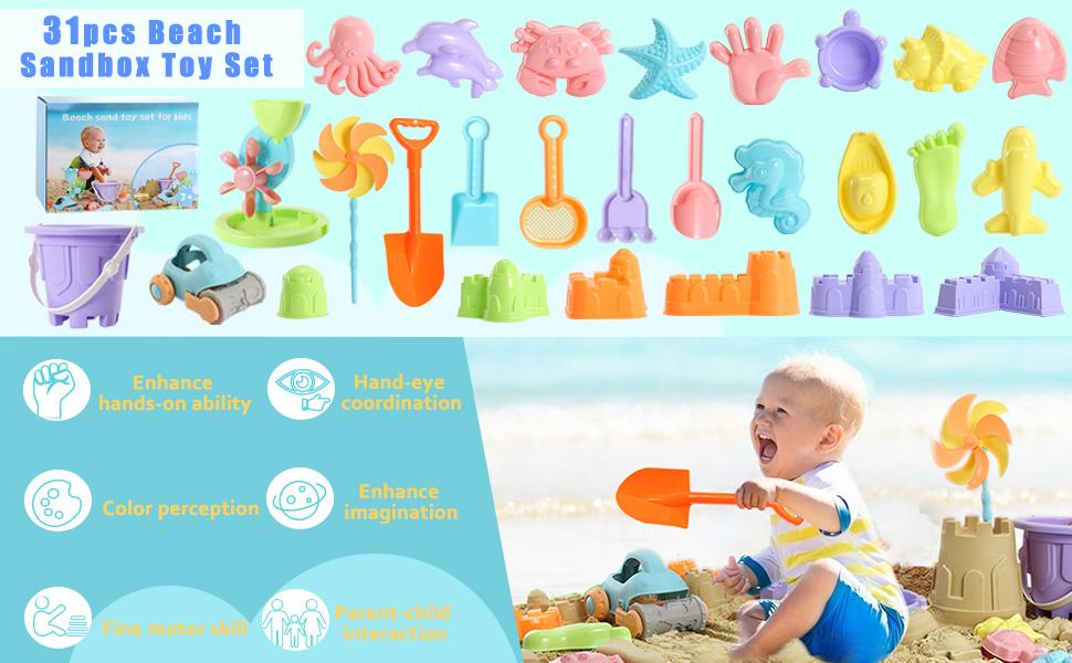beach sand toys for kids